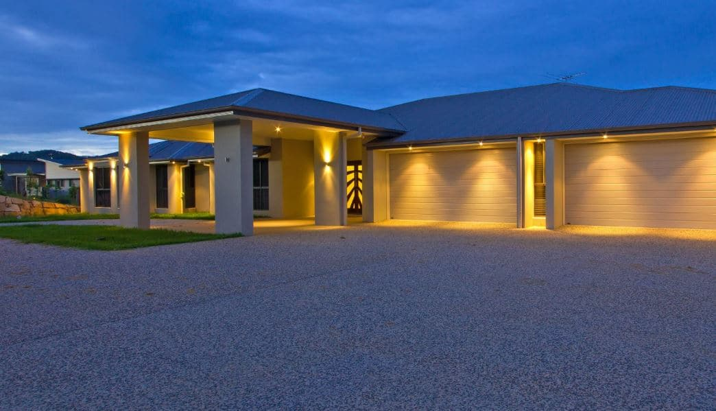 Single Storey Home by Custom Styled Homes - Brisbane & Gold Coast Home Builders