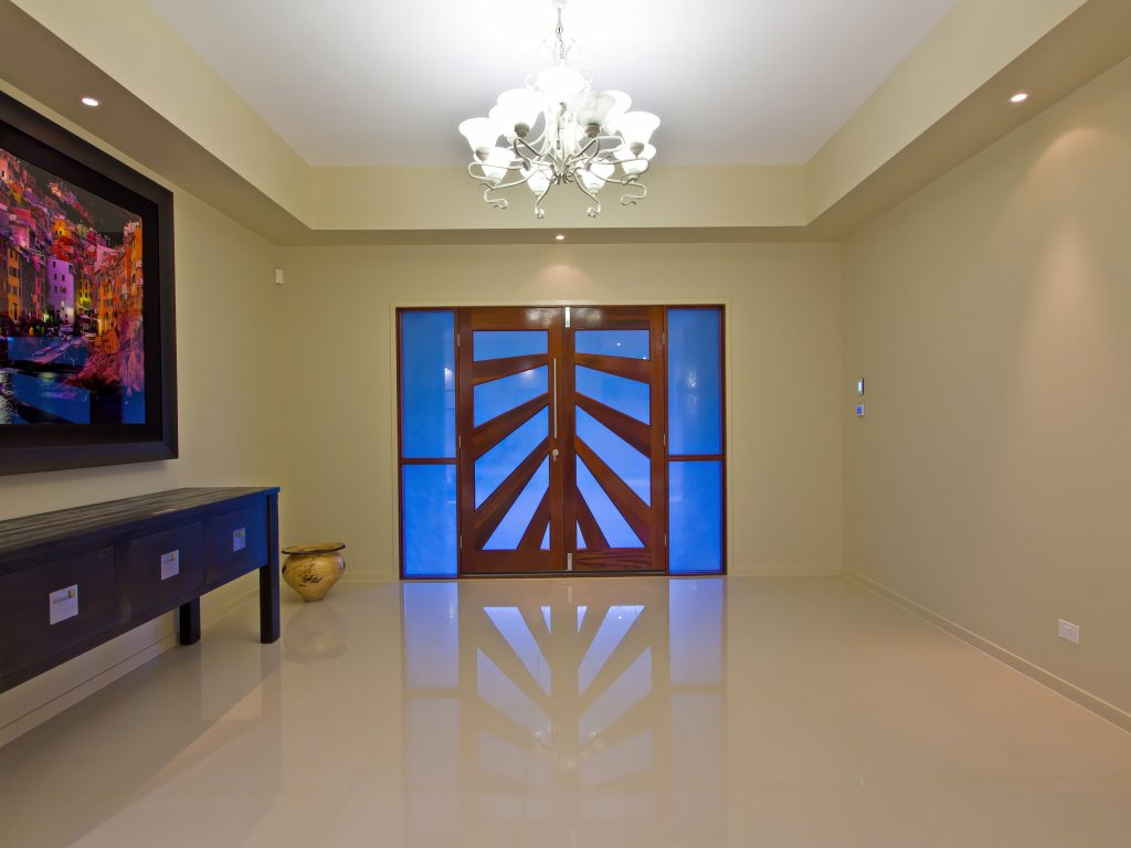 Entrance by Custom Styled Homes - Brisbane & Gold Coast Home Builders