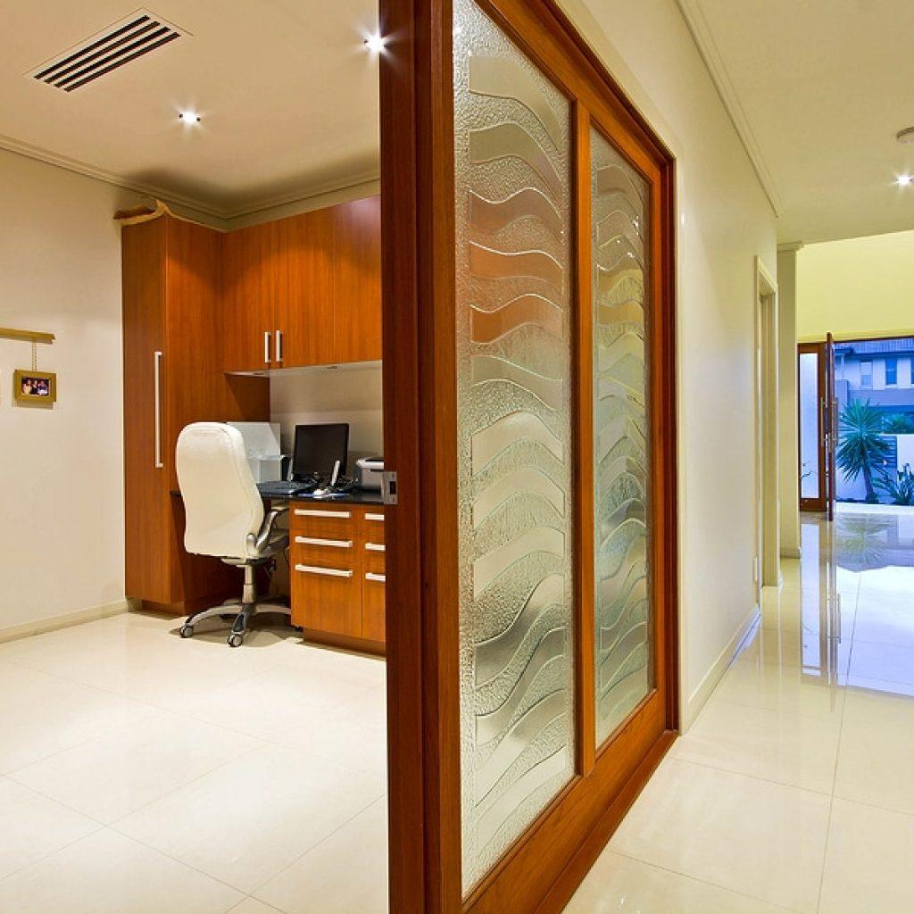 Custom Study by Custom Styled Homes