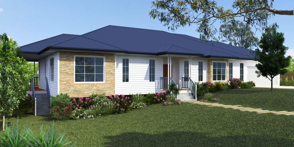 Claire Single Storey Home by Custom Styled Homes - Gold Coast & Brisbane Home Builders