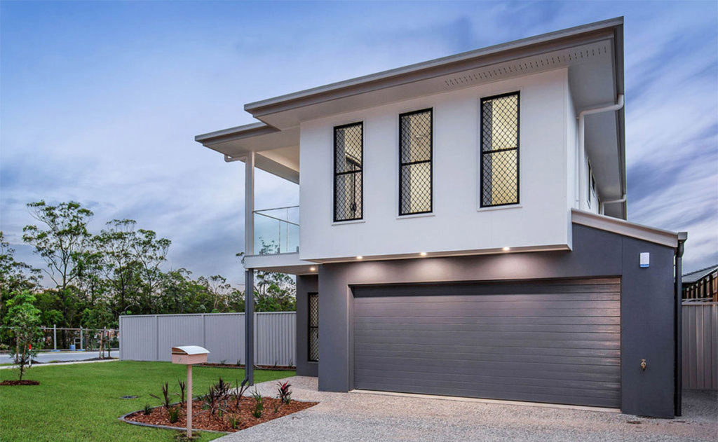 Jessica-Lee Double Storey Home by Custom Styled Homes - Brisbane & Gold Coast Home Builders