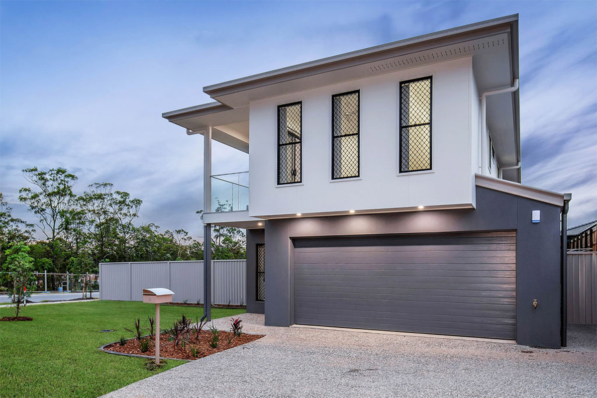 Jessica-Lee - Double Storey Home by Custom Styled Homes - Gold Coast & Brisbane Home Builders