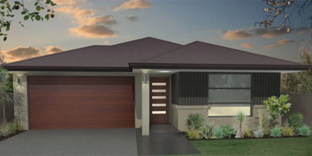Kylie Single Storey Home by Custom Styled Homes - Gold Coast & Brisbane Home Builders
